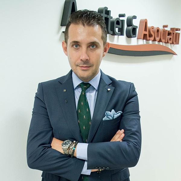 Bogdan Dăscălescu - Partner